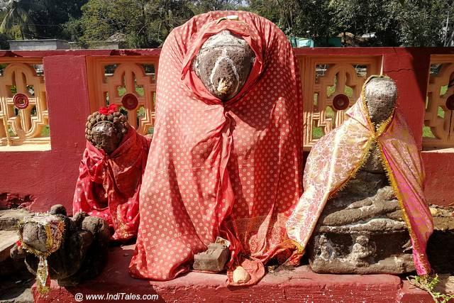 प्राचीन वाराही देवी प्रतिमा - जाजपुर