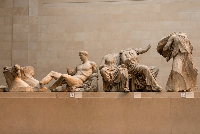 Ancient Greek collection Parthenon