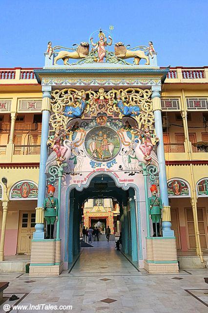 रानी सती मंदिर ब्रज द्वार