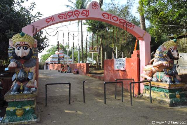 कोणार्क रामचंडी देवी मंदिर