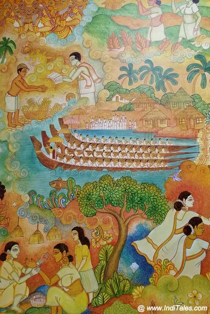 Snake Boat Race - Kerala