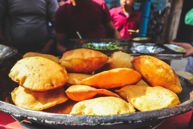 Bedai Poori Agra