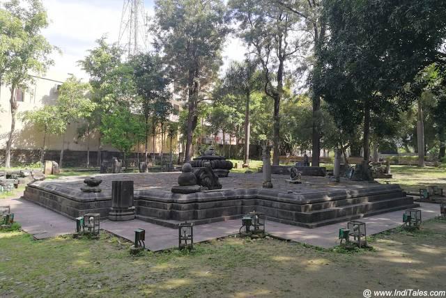 भीमा देवी मंदिर परिसर - पंचकुला