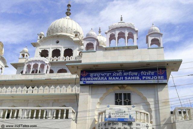 Gurudwara Manji Sahib - Pinjore