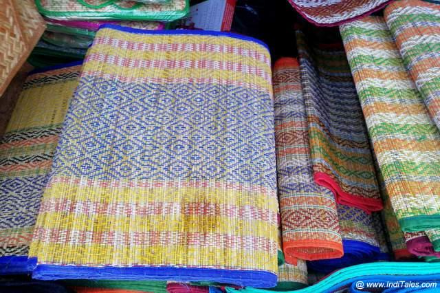 Chatai the woven mats