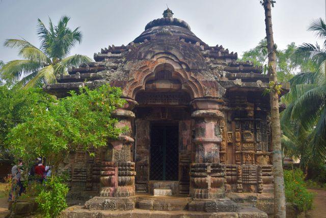 Torna of Gangeshwari Temple