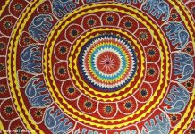 Pipili Artwork souvenir from Odisha