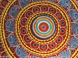 Pipili Artwork souvenir from Odisha