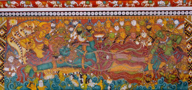 Sheshashayee Vishnu