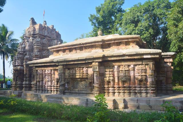 Varahi Temple, Prachi valley
