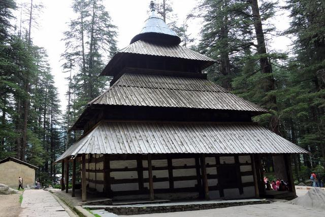 Hidimba Devi Temple Manali