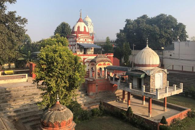 Raj Rajeshwari Temple at Sangrur