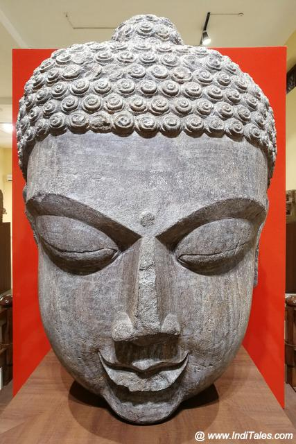 Buddha at Ratnagiri Museum