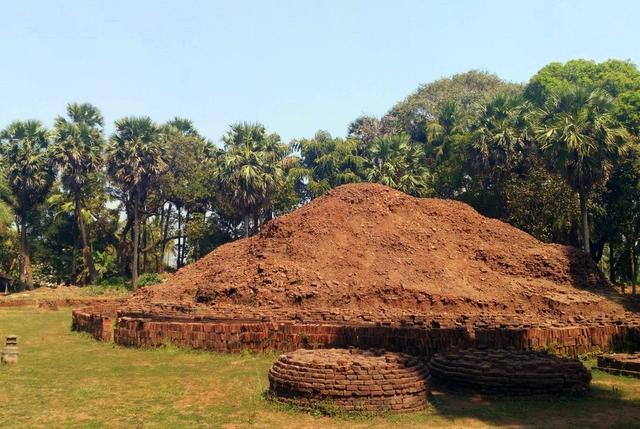 Buddha Stupa at Sopara