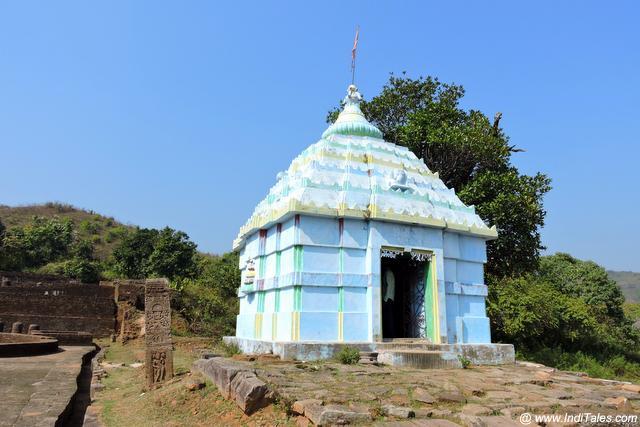 Devi Temple at Udaygiri