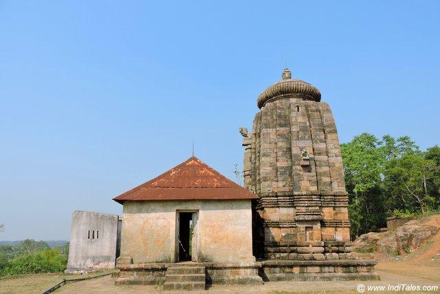 Dharam Mahakala Temple - Ratnagiri