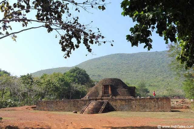 Mahastupa at Udaygiri