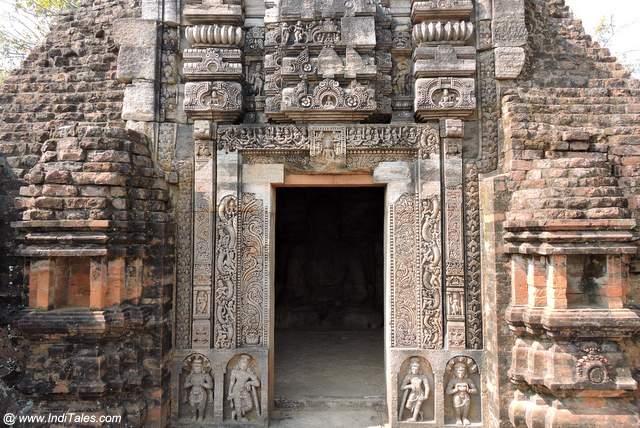 Monastery at Udaygiri in Odisha