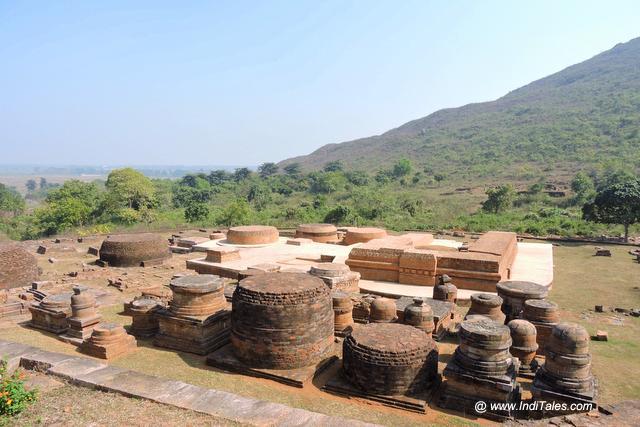 Stupas at Udaygiri