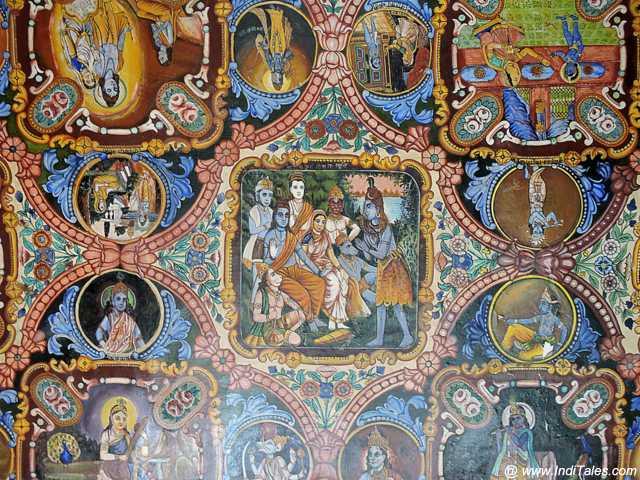 Ram Darbar - Gopinath Temple Nawalgarh