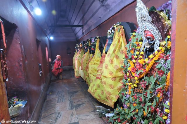 Temple at Jajpur in Odisha