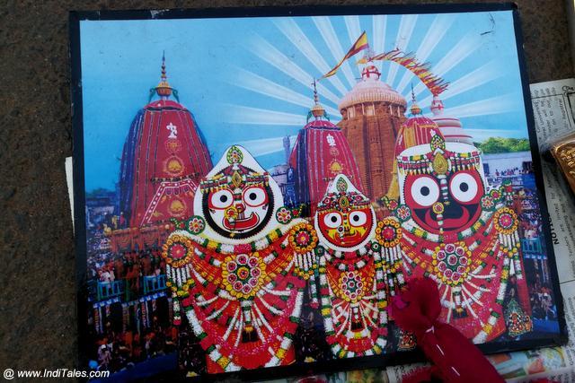 Jagannath Balram Subhadra