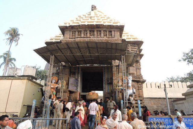 Ashwa or the Horse Gate - Jagannath Puri Temple