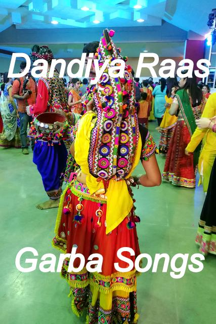 Dandiya Garba celebrations