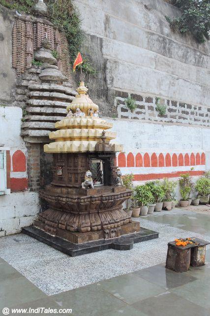 Ganga Temple at Shwet Ganga