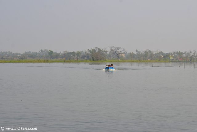Motor Boat Ride on Kanjia Lake at Nandankanan Zoological Park
