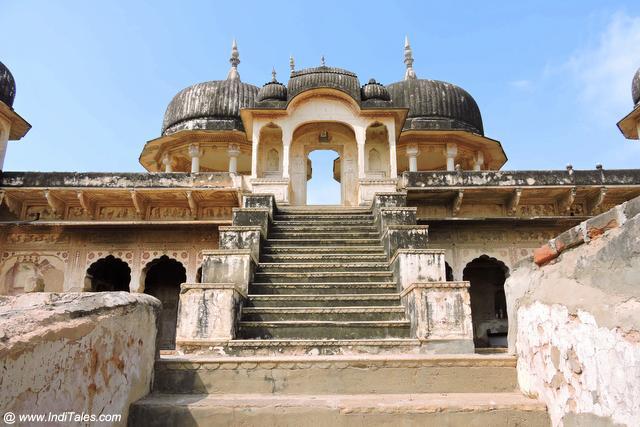 Harlalka Well at Mandawa