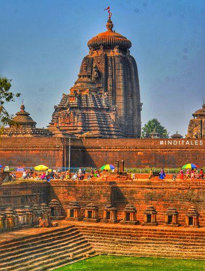 Rekha Deula (Shikhar) of Lingaraj Temple, Bhubaneswar