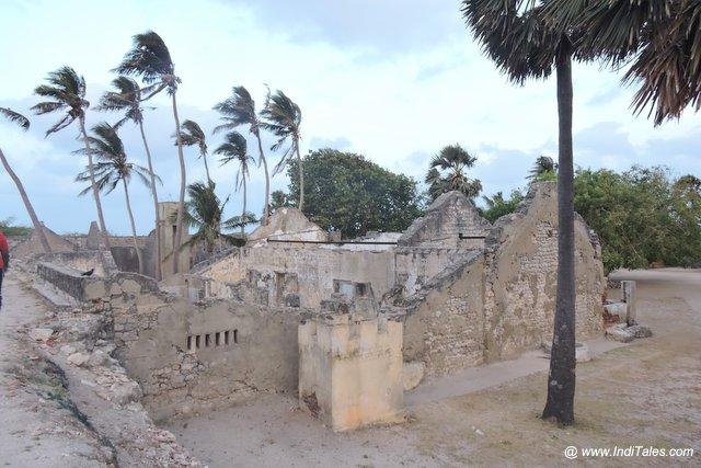 Mannar Fort Sri Lanka