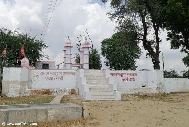 Water Wells of Shekhawati Region