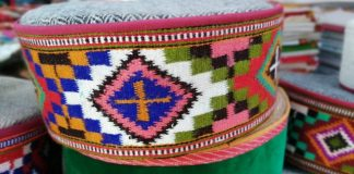 Kullu Topi or Cap as Himachal Souvenirs