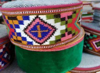 Kullu Topi or Cap as Himachal Souvenirs