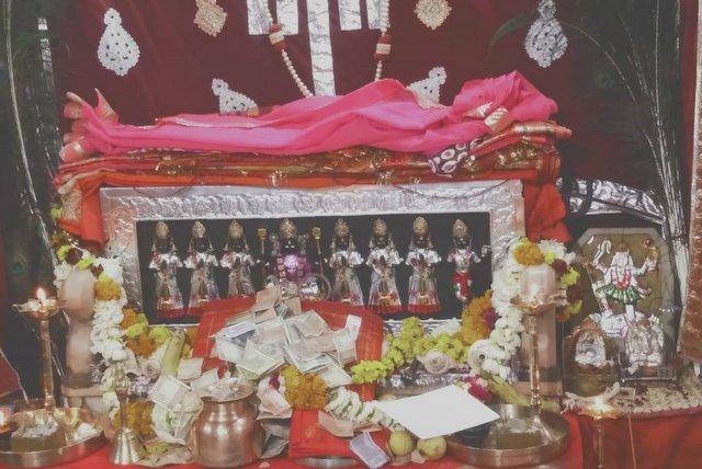 Saptamatrikat Kaale Dungar Temple - Devi Temples of Jaisalmer