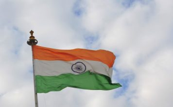 Indian Flag a part of Indian Patriotic Songs