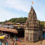 Landscape view of the Bhimashankar Temple