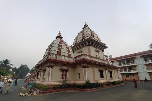 Chamundeshwari Shantadurga Temple
