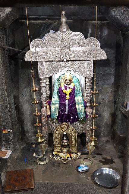 Deity of Chandreshwar