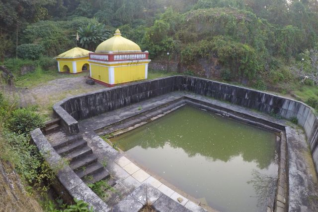 Siddha Bhairav, Kaal Bhairav Temples across Kamandalu Tirtha