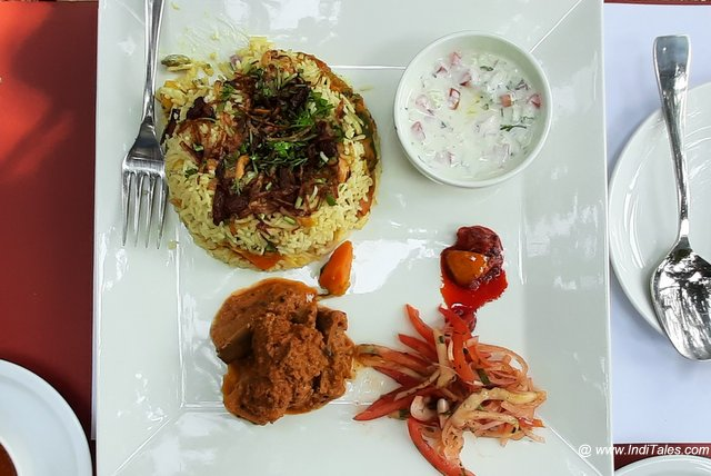 Wellness food at Swaswara