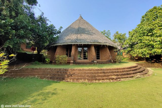 Meditation Hall at Swaswara