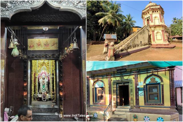 Bhadrakali temple, Gokarn Math, and Patta Vinayak temple