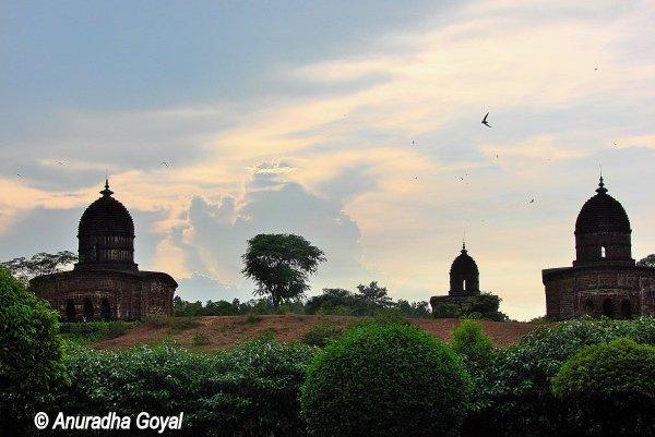 Bishnupur Terracotta Temples Ancient Bengal Anita Bose