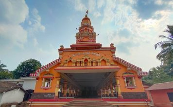 Lai Rai Temple at Shirgao in Goa