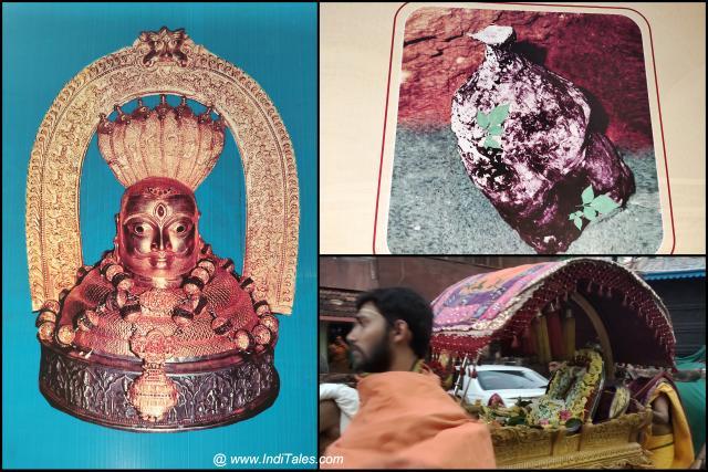 Mahabaleshwar Atmalinga and temple Friday Palki, Gokarna