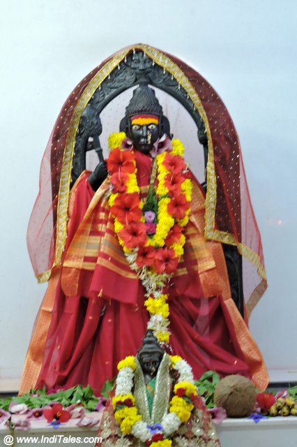 Morjai Devi as Mahishasurmardini