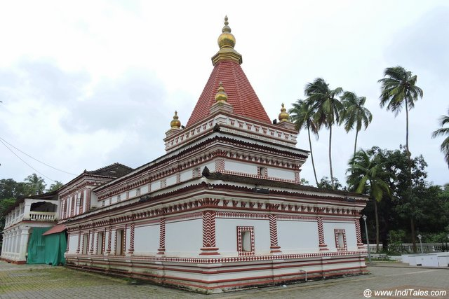 Morjai Devi Temple at Morjim
